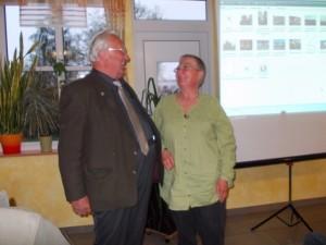 Dieter Pamler wird zum Ehrenmitglied ernannt